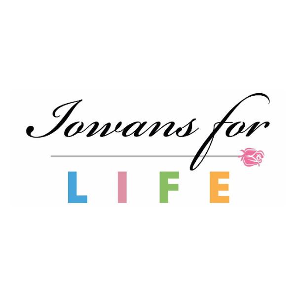 Iowans For Life Logo